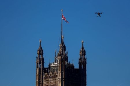 UK to trial drones to deliver medical supplies