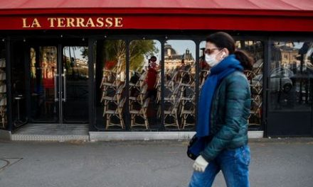 France's coronavirus death toll rises by 389 to 22,245