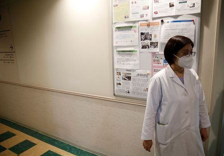 On Japan's stretched frontline, doctors and nurses DIY a coronavirus response