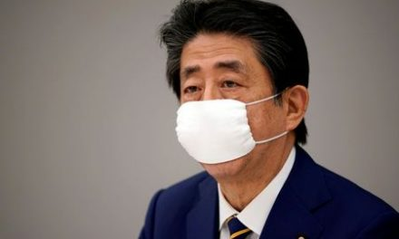 Faulty masks for pregnant women are latest problem for Japan's government