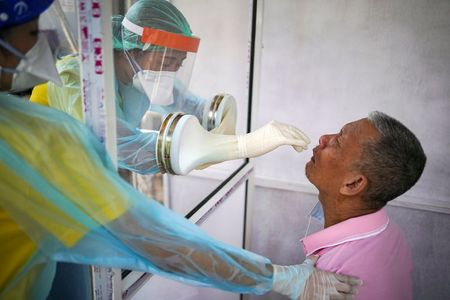 Thailand reports nine new coronavirus cases, no more deaths